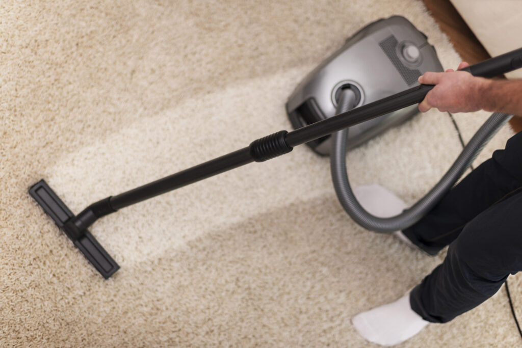 Carpets Professionally Cleaned