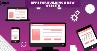 Apps for Building a New Website